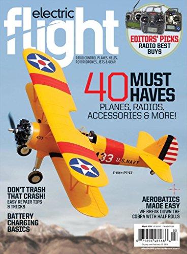 Electric Flight Rc Model Flyers
