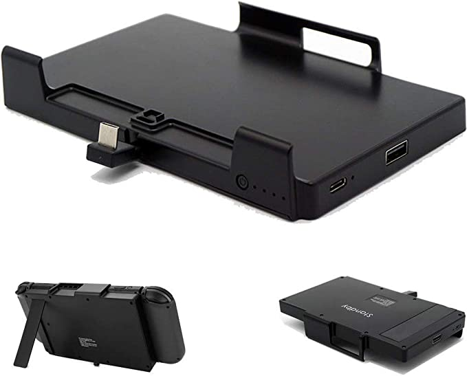 Eco LLC - Batería Externa portátil de 10000 mAh para Nintendo ...