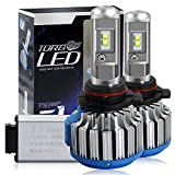 Automotive : Win Power 9012 (HIR2) LED Headlight CREE Bulbs Conversion Kits + Canbus (1 Pair)-2 Year Warranty