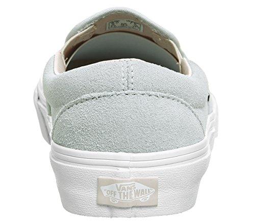 Baskets Mode Peony Mixte Slip U Silver Vans illusion Blue Blau silber Classic Adulte on Exclusive BXawqxT