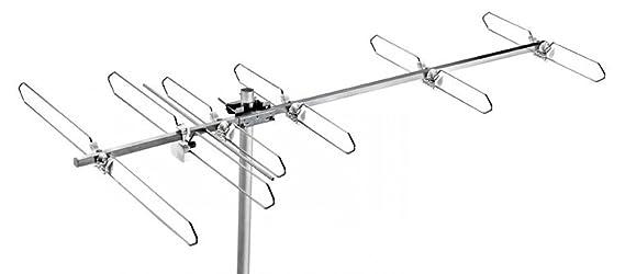 Amazon Com Blv6f 11db Vhfch7 13 High Gain Abilityhdtv Antenna By