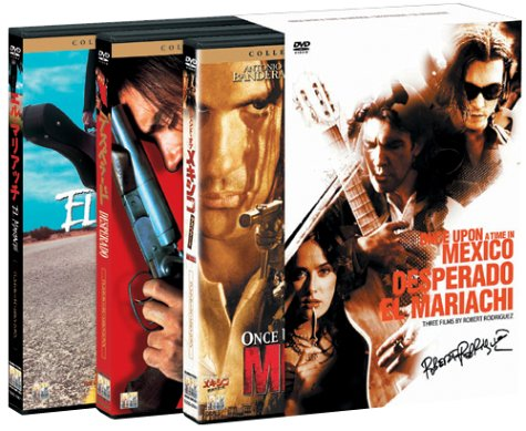 Robert Rodriguez Triple Pack [Alemania] [DVD]: Amazon.es: Movie, Film: Cine y Series TV