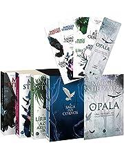 Box A Saga dos Corvos – acompanha marcadores e conto inédito
