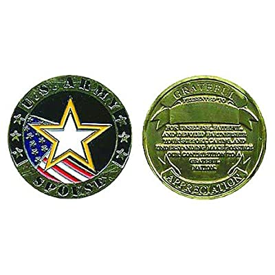 Army Spouse Challenge Coin: Toys & Games