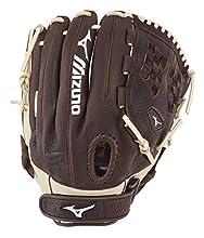 "Mizuno GFN1200F3 Frachise Series Fastpitch Softball Gloves, 12"", Right Hand Throw"