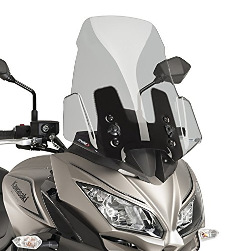 Puig Touring Screen Color Smoked 9421H 1000, Kawasaki Versys 650 17'-18 Kawasaki Versys 650 17' -18 Motoplastic S.A.