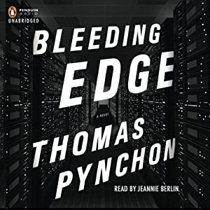 Bleeding Edge Hörbuch