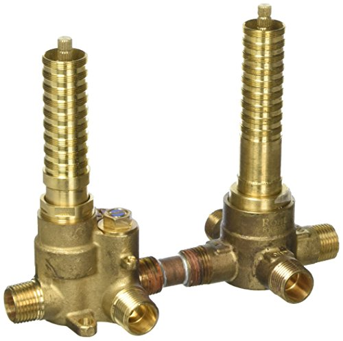 """ROHL R1050BD Thermostatic Rough Valve Body, 1/2"""""""