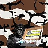 Dip Ape HDHL Timber Camouflage Camo Hydrographics Water Transfer Hydro Dip Dipping Kit
