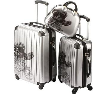 kofferset mit beautycase