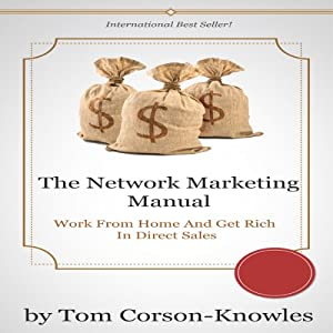 The Network Marketing Manual Hörbuch