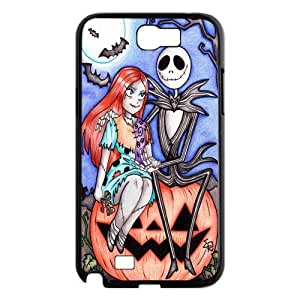 Mystic Zone Customized The Nightmare Before Christmas Samsung Galaxy Note 2(N7100) Case for Samsung Galaxy Note II Hard Cover WK0458