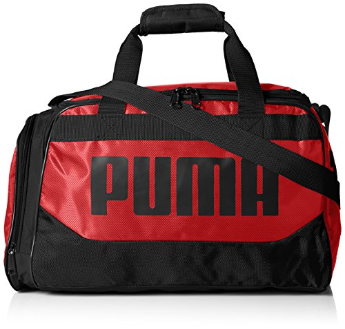 Puma Mens Transformation Duffel Red