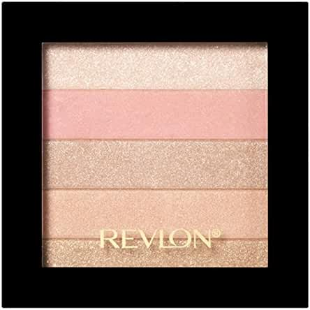 Revlon Highlighting Palette, Rose Glow, 0.26 Ounce