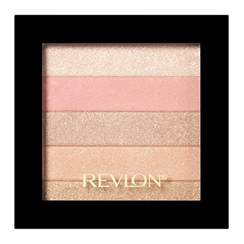 Revlon Highlighting Palette, Rose Glow, 0.26 (Highlighting Powder)