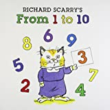 Richard Scarry's from 1 To 10, Richard Scarry, 1402758219