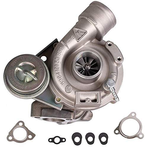 K03 Turbo Exact Fit for Volkwagen VW PASSAT & AUDI A4 1996-2006 1.8 1.8T A/R .87 250+HP Turbocharger & Gaskets ()
