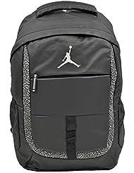 Nike Air Jordan Jumpman 23 Black/Green Laptop Backpack Bag for Men, Women and Boys