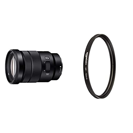 Sony SEL-P18105G G OSS - Objetivo para Sony/Minolta (Distancia ...