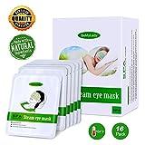 16 Packs Steam Eye Mask for Dry Eyes- Disposable
