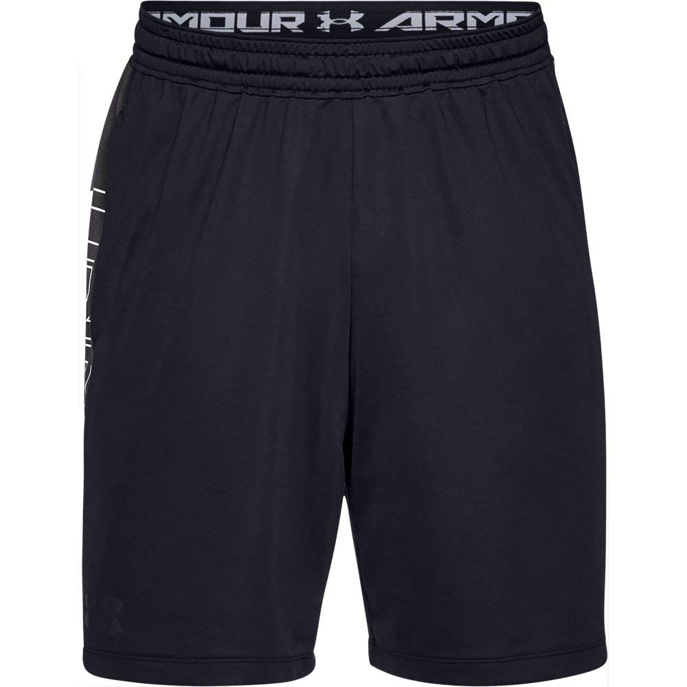 Hombre Under Armour Mk1 Short Wordmark Pantal/ón Corto