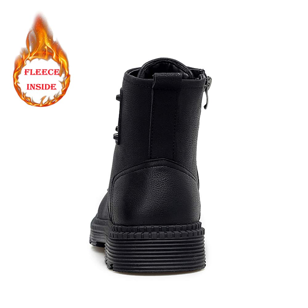 HILOTU Stiefelette Chukka-Stiefel für für für Herren Premium wasserdichte Stiefel Motorradstiefel bc7622