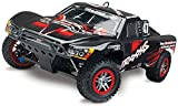 Traxxas Slayer Pro 4X4: 1 10-Scale Nitro-Powered 4WD Short Course Racing Truck with TQi 2.4GHz Radio & TSM - Mike Jenkins