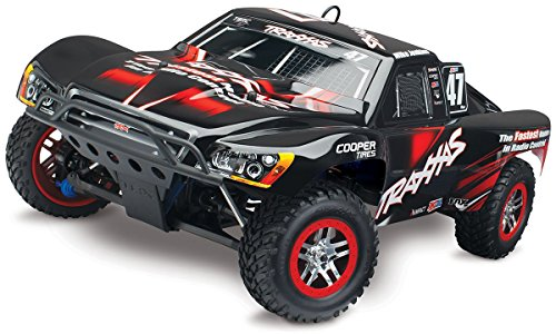 Traxxas Slayer Pro 4X4: 1/10-Scale Nitro-Powered 4WD Short Course Racing Truck with TQi 2.4GHz Radio & TSM, Mike Jenkins (Traxxas Nitro Rc)