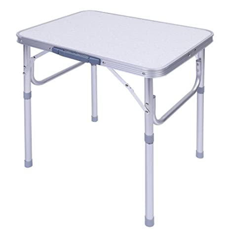 Tavolino Campeggio Pieghevole Alluminio.Zerone Tavolo Da Campeggio Pieghevole In Alluminio Tavolo