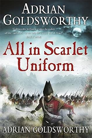 book cover of All in Scarlet Uniform
