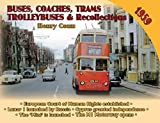 img - for Buses, Coaches, Trolleybuses & Recollections 1959 by Henry Conn (2015-09-24) book / textbook / text book