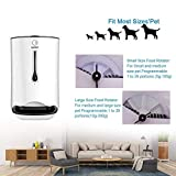 WOPET SmartFeeder,Automatic Pet Dog and Cat