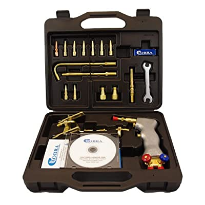 Detroit Torch dhc2000-pmk DHC2000 Welding and Cutting System ProMaster Kit by Detroit Torch and Mfg. Co.