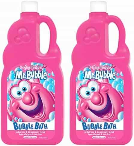 Mr. Bubble 36 fl oz Original Bubble Bath (2-pack)