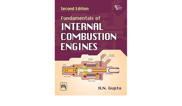 Internal Combustion Engines Hn Gupta Pdf