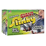 Metal Original Giant Slinky in Box, Silver