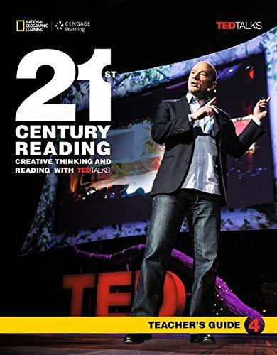 21st Century Reading TED Talks, Teacher's Guide 4, B2-C1 (Englisch) Pappbilderbuch – 1. Mai 2018 Laurie Blass Jessica Williams Teacher's Guide 4 Cornelsen Schulverlage