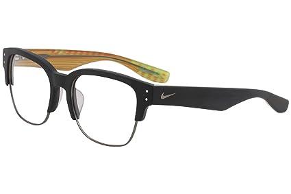 5e0abdb896 Image Unavailable. Image not available for. Color  Eyeglasses NIKE 35KD 001 MATTE  BLACK-GUNMETAL