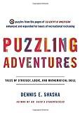 Puzzling Adventures, Dennis E. Shasha, 0393326632