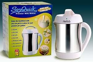 NEW Soymilk Maker - SoyQuick Premier Milk Maker 930P