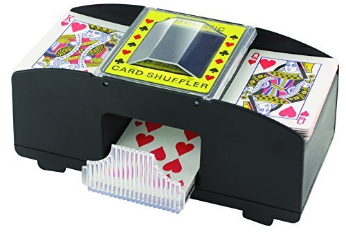 Eastwind Gifts 10016860 Automatic Card Shuffler by eastwind Gifts