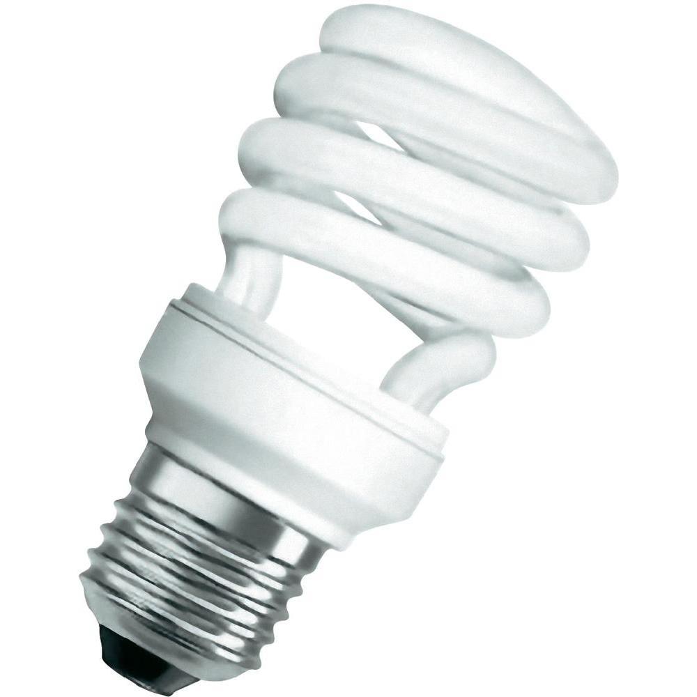 Come funziona la lampada fluorescente. In cosa consiste la lampada fluorescente 51