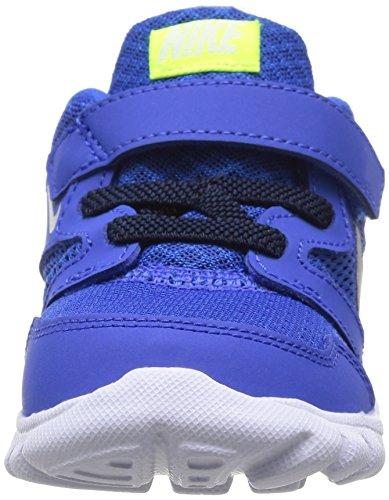 Ragazzi Nike Flex Esperienza 3 Scarpe Da Corsa Blu