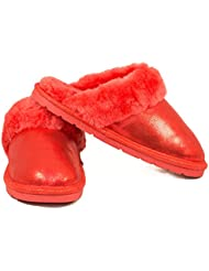 Dr. Sheepskin - Sheepskin Slippers - 8 Colors Available - Womens