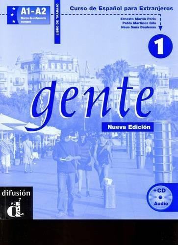 Gente 1, libro de trabajo + CD (Spanish Edition)