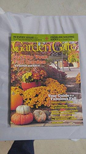 (Garden Gate Magazine OCTOBER 2014, ISSUE 119)
