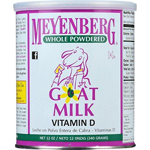 Amazon.com : Meyenberg Goat Milk - Powdered - 12 Oz - Case Of 12 : Beauty
