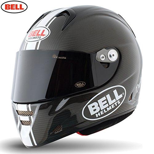 Bell Helmets 7050640 Street 2015 M5X Carbon Adult Helmet, Daytona Matte...