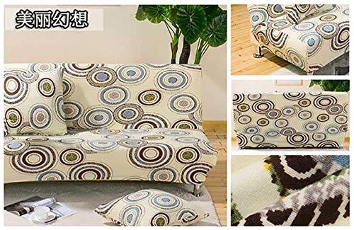 1PC Elastic Sofa Towel Furniture Predector Sofa Stretch Tightly Wrap All-Inclusive Slip-Resistant Corner Sofa Cover 1 2 3 4-Seat   color 8, 3seater 190-230cm