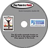 Music : Play Piano in a Flash! Book Examples Audio CD